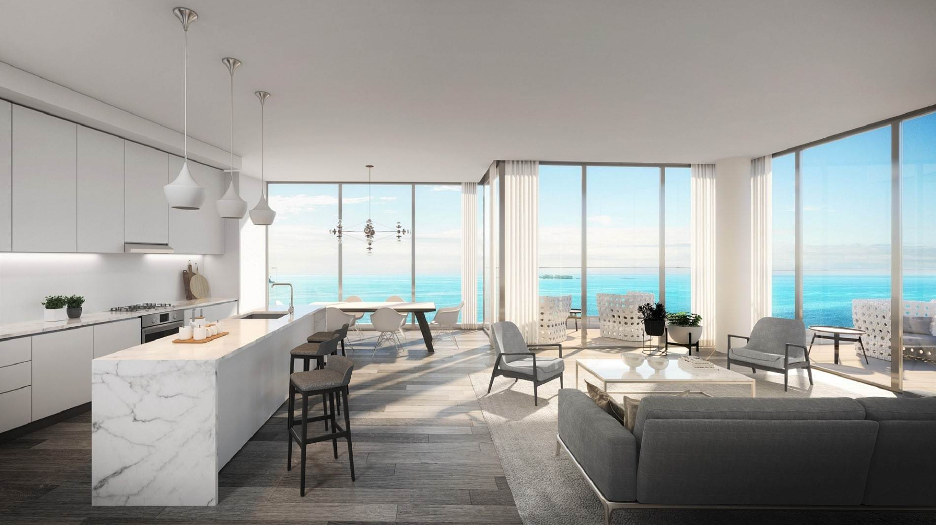 Co-op / Condo for Sale at 5th Floor Condo at GoldWynn Residences Cable Beach, Nassau And Paradise Island, Bahamas