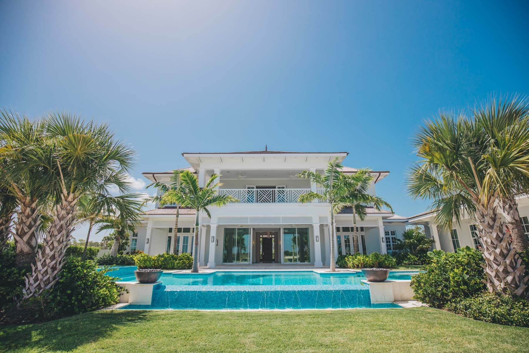 Single Family Homes for Sale at Immaculate Albany Golf Course Residence Albany, Nassau And Paradise Island, Bahamas