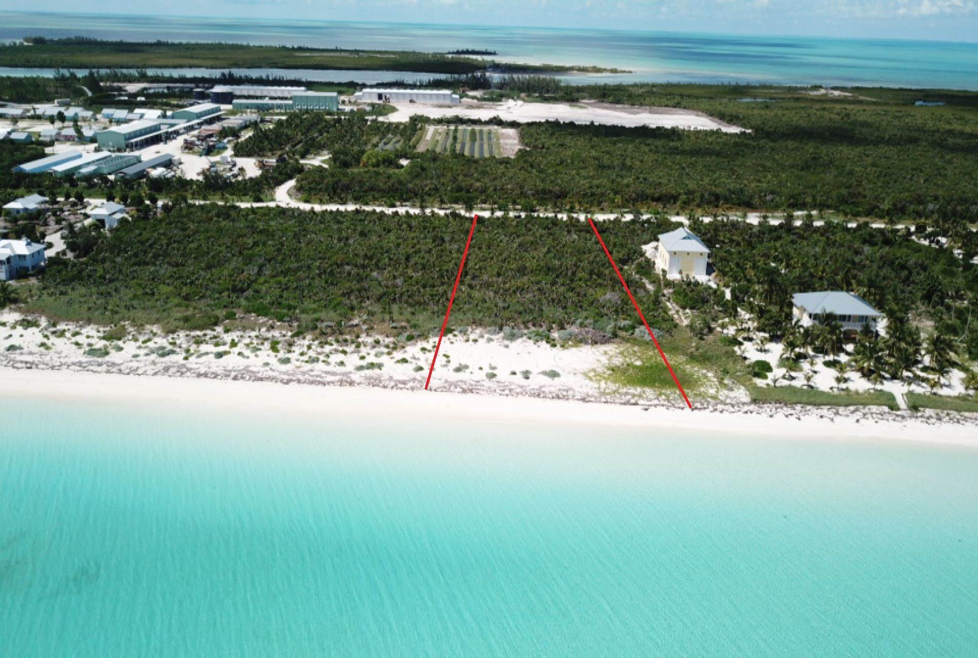 Land for Sale at Beachfront Lot 7 and Dock Slip #113 Chub Cay - MLS 38797 Chub Cay, Berry Islands, Bahamas