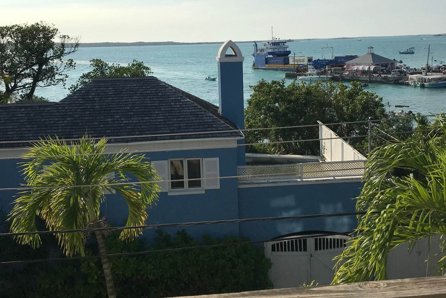 Single Family Homes for Sale at Harbour View Home in the Village Harbour Island, Eleuthera, Bahamas