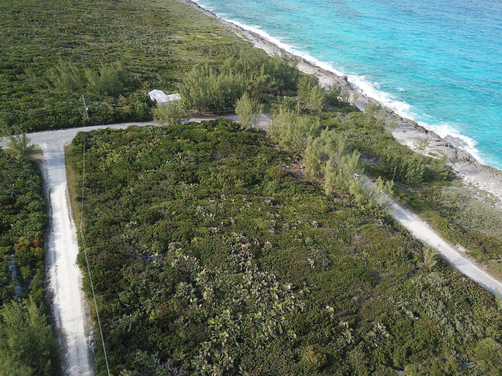 Land for Sale at Great Rainbow Bay Lot, Section A, Block 6, Lot 1 - MLS 39762 Rainbow Bay, Eleuthera, Bahamas