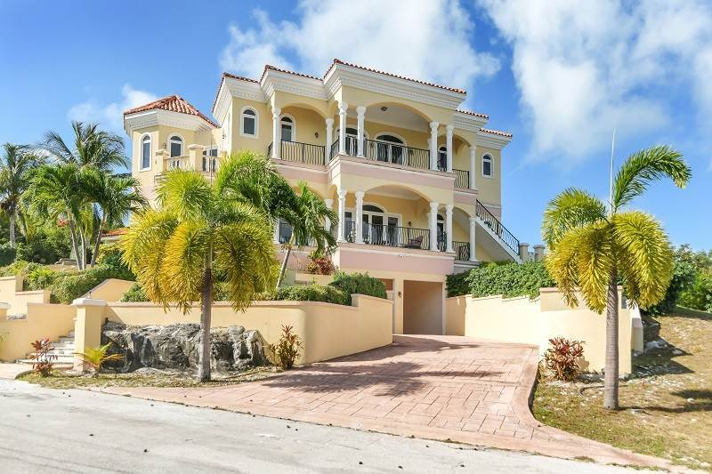 Single Family Homes for Sale at The Castle #103 Oceania Heights - MLS 40066 Jimmy Hill, Exuma, Bahamas