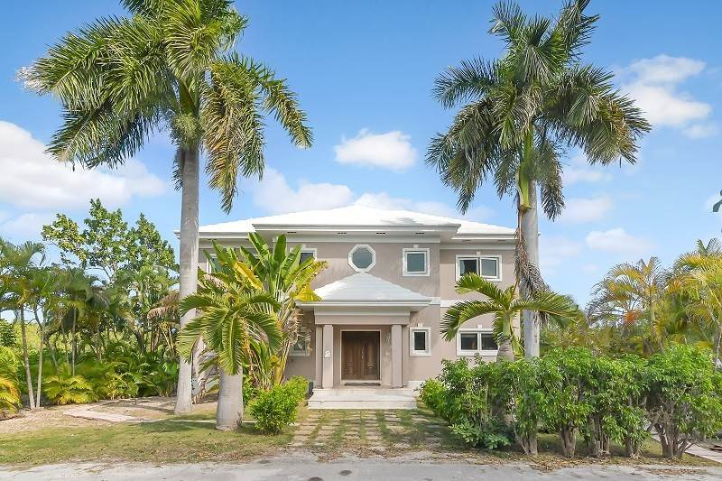 Single Family Homes for Sale at The Palm Palace Oceania Heights - MLS 40064 Jimmy Hill, Exuma, Bahamas