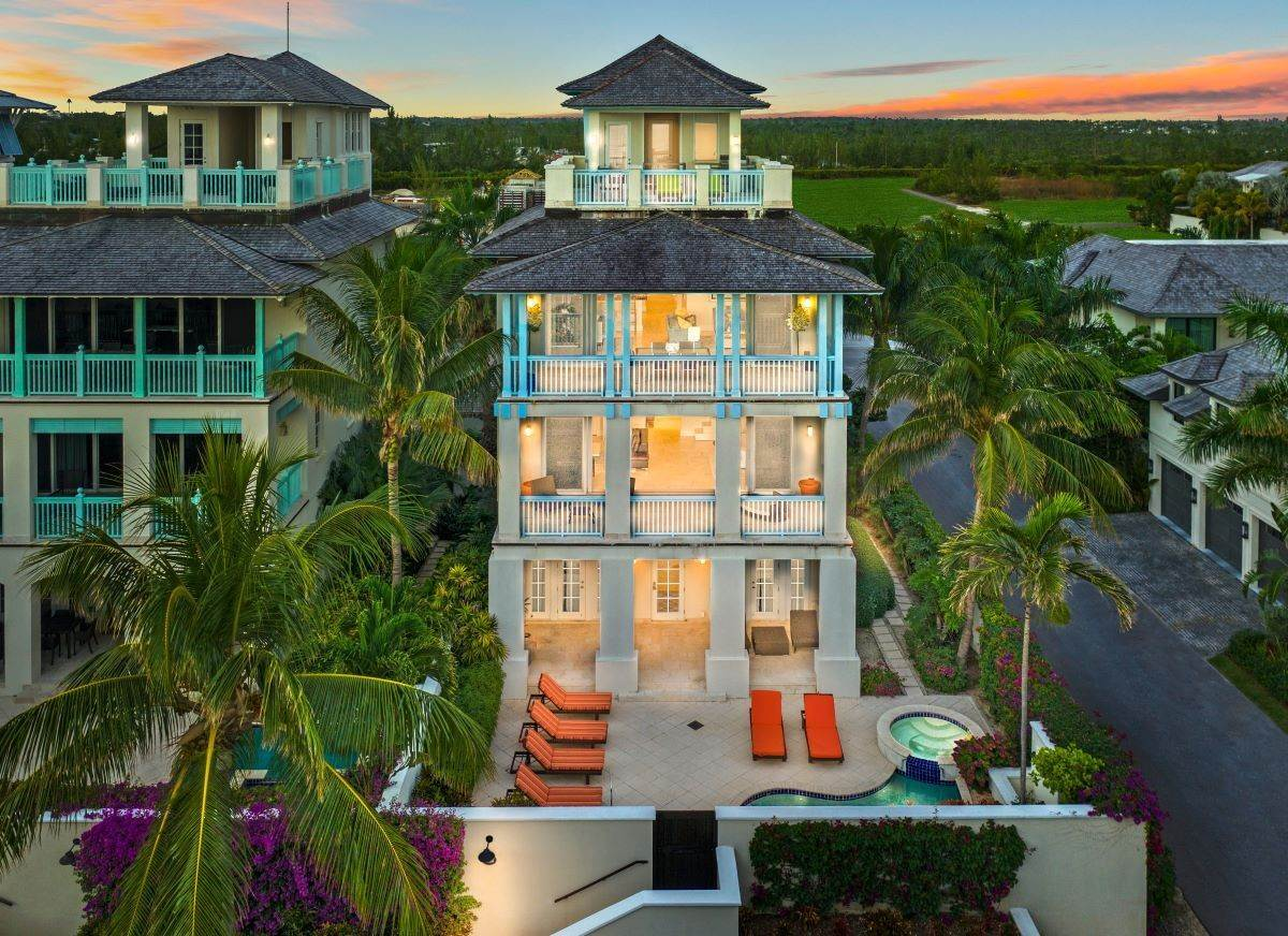 Single Family Homes for Sale at Ocean View Villa At Albany Albany, Nassau And Paradise Island, Bahamas