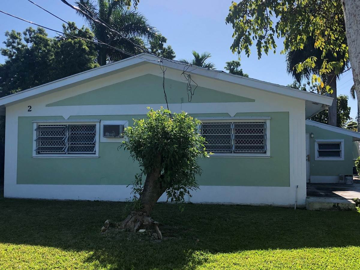 Multi Family for Sale at Lot 37 Duplex - Little Blair Estates Blair Estates, Eastern Road, Nassau And Paradise Island Bahamas