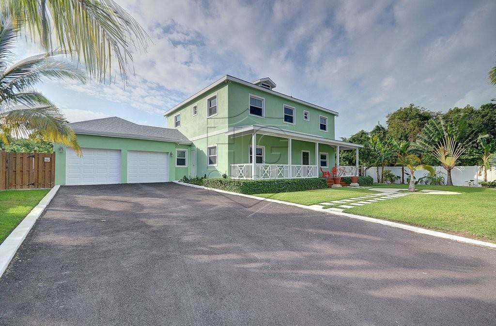 Single Family Homes for Sale at Modern family home in Camperdown - MLS 40062 Camperdown, Nassau And Paradise Island, Bahamas