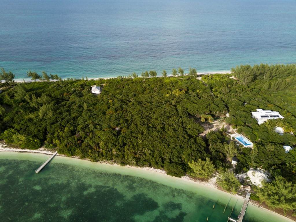 Land / Lots for Sale at Sea To Sea, Coco Bay to Atlantic Ocean - MLS 40645 Green Turtle Cay, Abaco, Bahamas