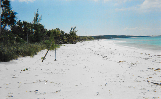 Single Family Homes for Sale at Secluded Beachfront Property - MLS 40591 Coconut Bay Plantation, Cat Island, Bahamas