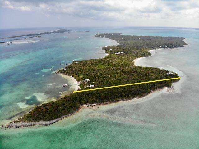 Land for Sale at Lubbers North Point - MLS 40780 Lubbers Quarters, Abaco, Bahamas