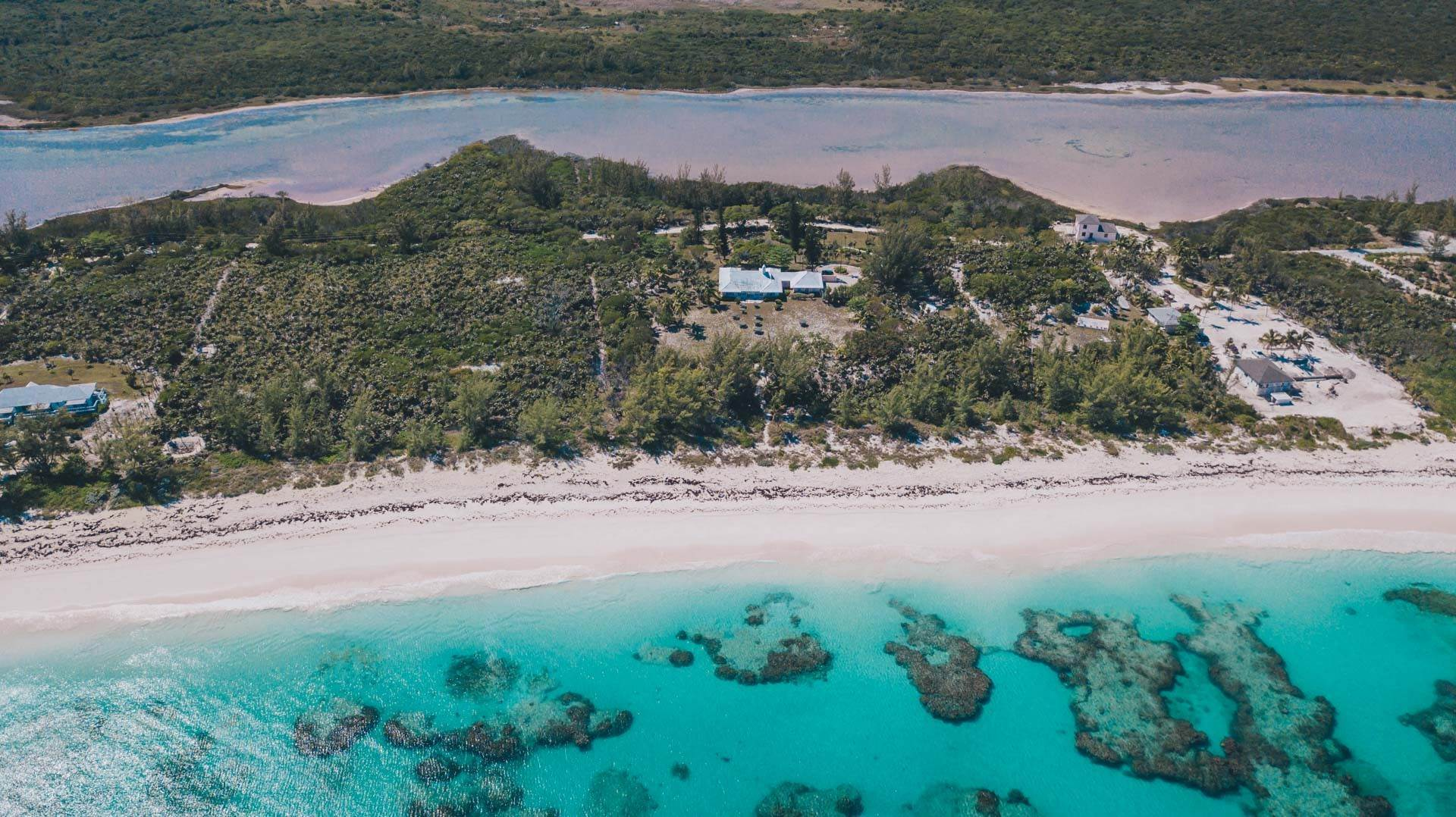 Single Family Homes for Sale at Stunning Beach Front Property Double Bay Eleuthera With Elegant Island Home - MLS 41084 Double Bay, Eleuthera, Bahamas