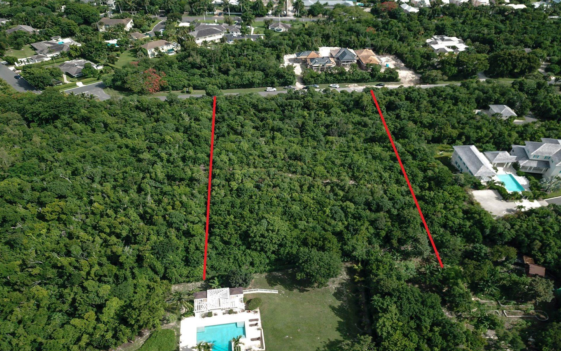 Land for Sale at Large Estate Lot in Lyford Cay - MLS 41305 Lyford Cay, Nassau And Paradise Island, Bahamas