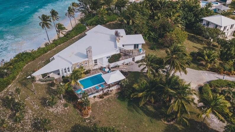 Single Family Homes for Sale at Beautiful 4 Bedroom House on Poponi Beach, Eleuthera, - MLS 41302 Eleuthera, Bahamas
