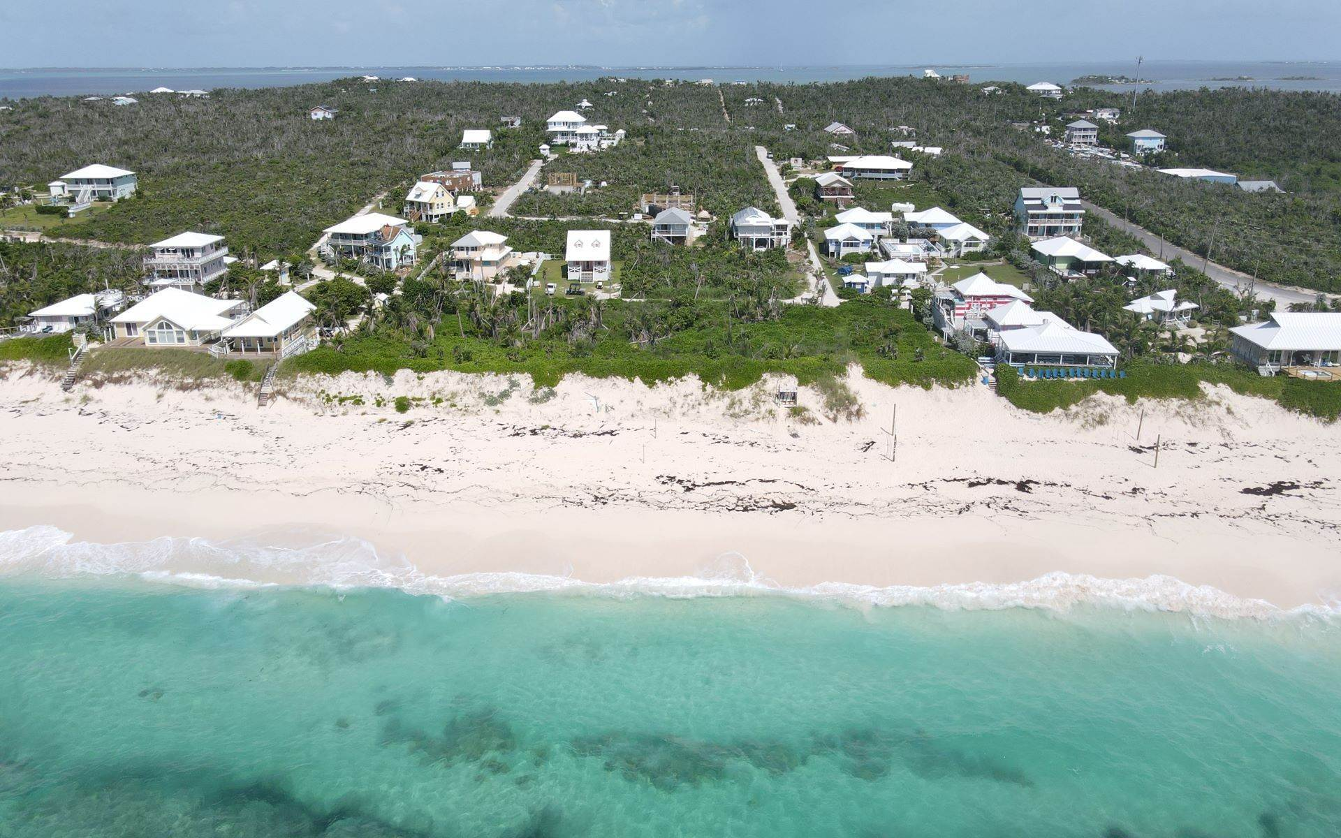 Land for Sale at Gorgeous Beachfront on Elbow Cay! - MLS 41449 Elbow Cay Hope Town, Abaco, Bahamas