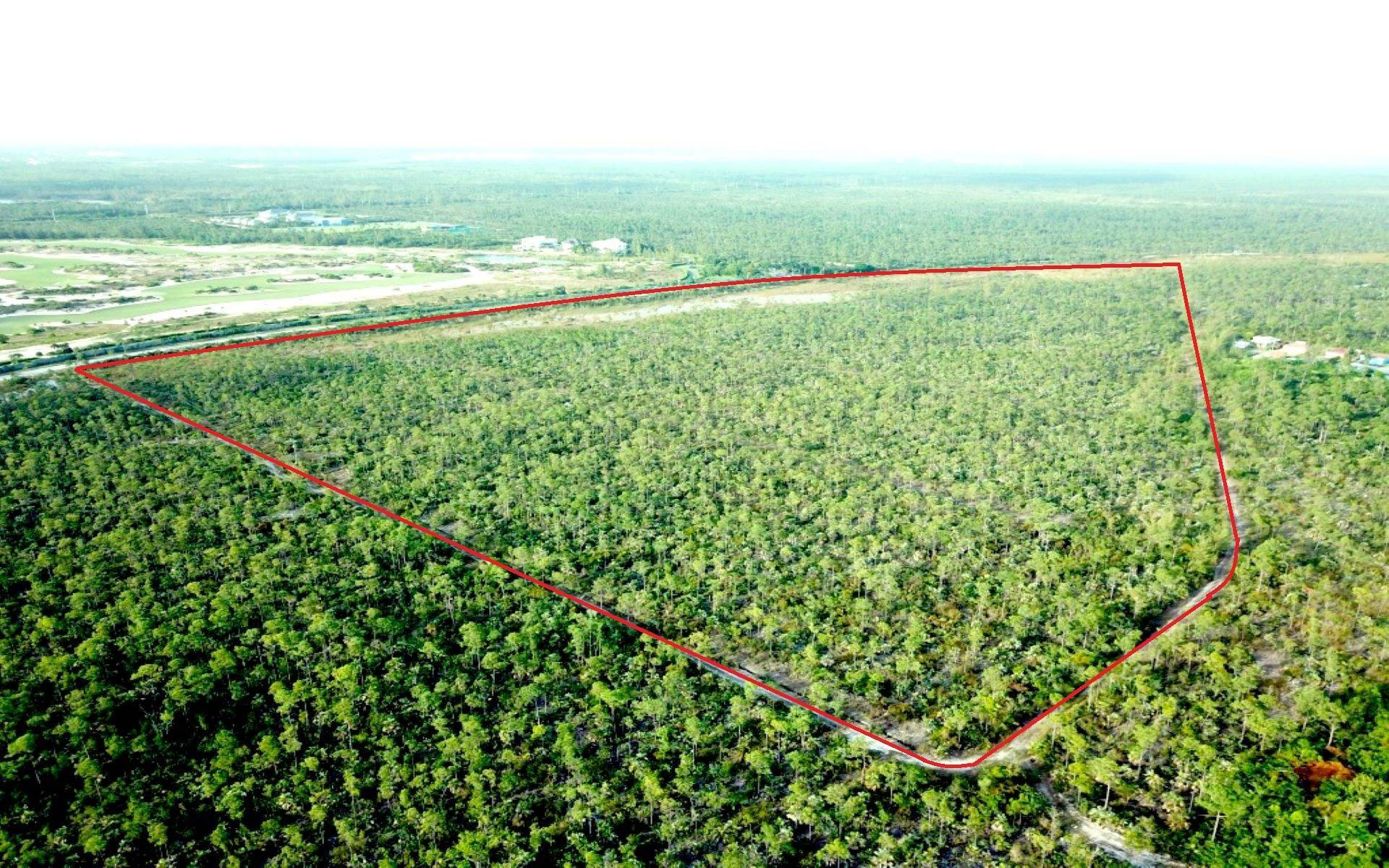 Land for Sale at 63.992 Acres of Undeveloped Land by Adelaide - MLS 42043 Adelaide, Nassau And Paradise Island, Bahamas