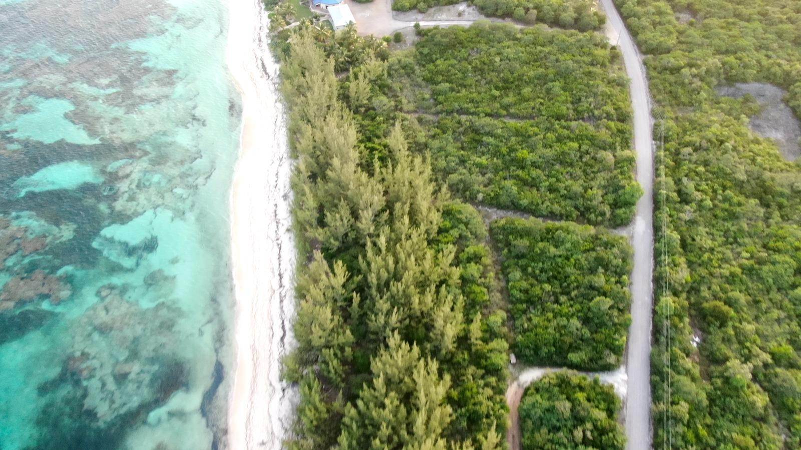Land for Sale at Gorgeous private beach front lot with 177 feet of beach in South Cat Island Port Howe, Cat Island, Bahamas