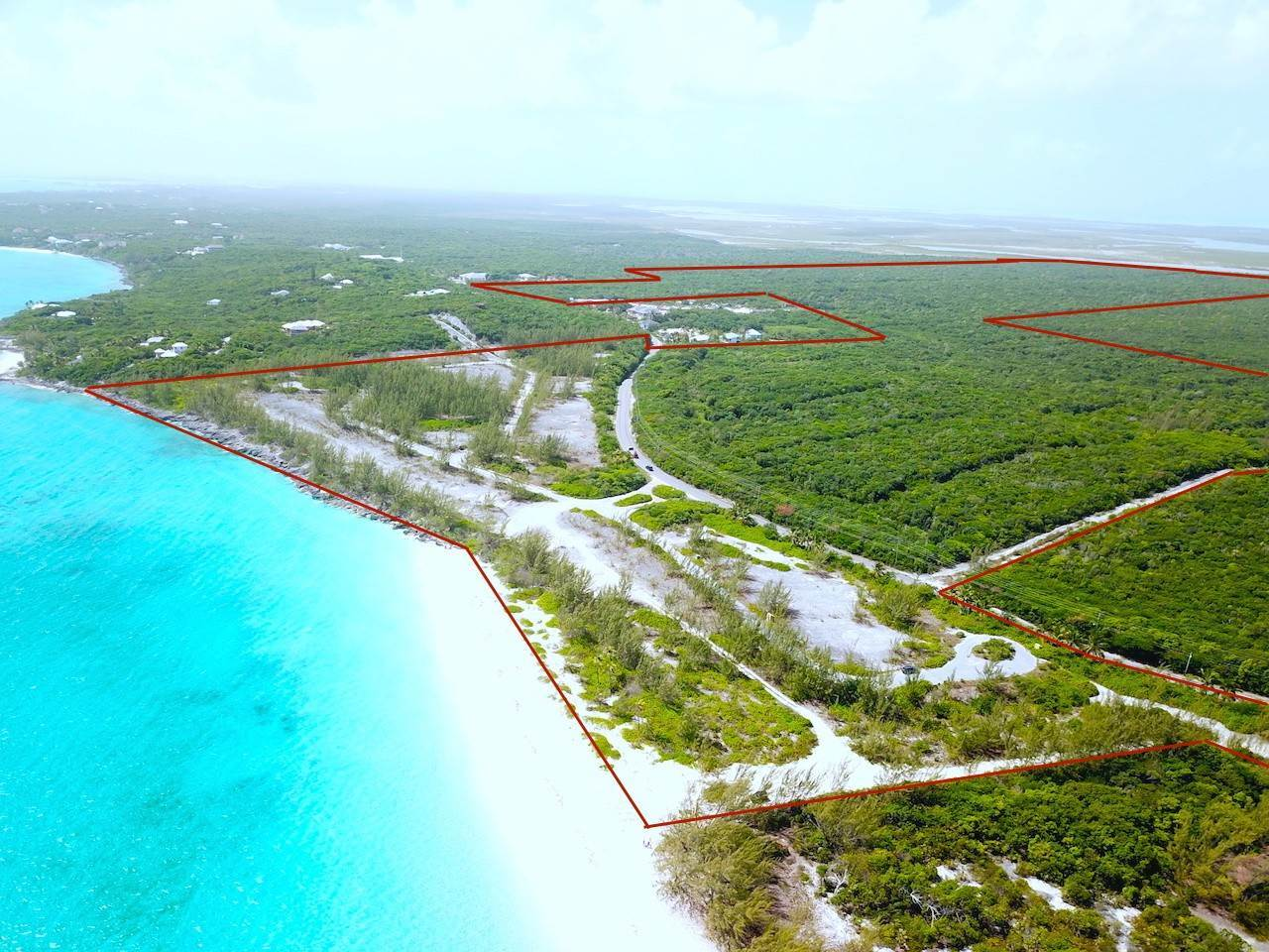 Land for Sale at Fully Approved Resort Development Prime Exuma Location - MLS 42279 Hoopers Bay, Exuma, Bahamas