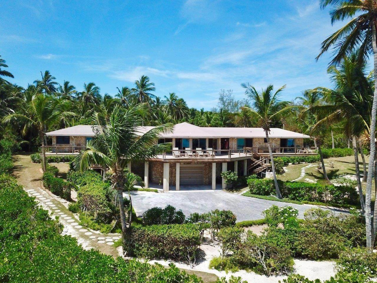 Single Family Homes for Sale at Governor's Harbour Beach House - MLS 41889 Governors Harbour, Eleuthera, Bahamas