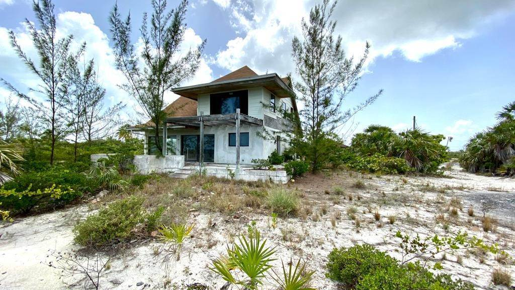 Single Family Homes for Sale at Nearly complete Beachfront home in Hawk's Nest Hawks Nest, Cat Island, Bahamas