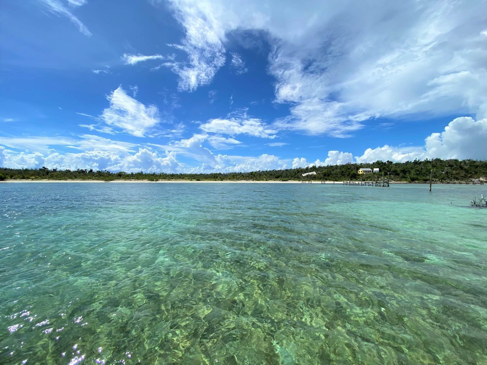 Land for Sale at Private White Sand Beach - MLS 42185 Lubbers Quarters, Abaco, Bahamas