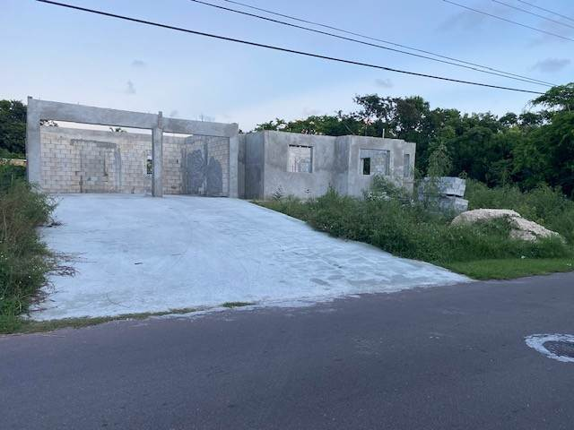 Single Family Homes for Sale at Quail Roost Incomplete Home - MLS 42210 Camperdown, Nassau And Paradise Island, Bahamas