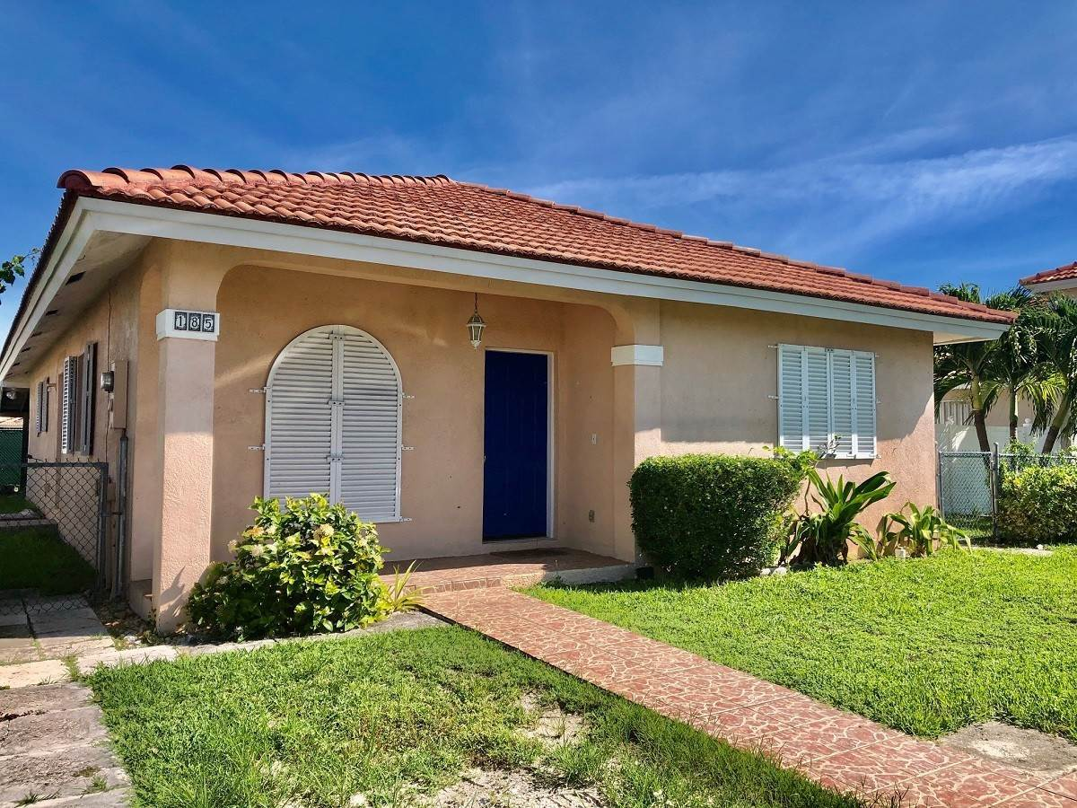 Single Family Homes por un Venta en #185 Treasure Cove Home - MLS 42067 Treasure Cove, Yamacraw, Nueva Providencia / Nassau Bahamas
