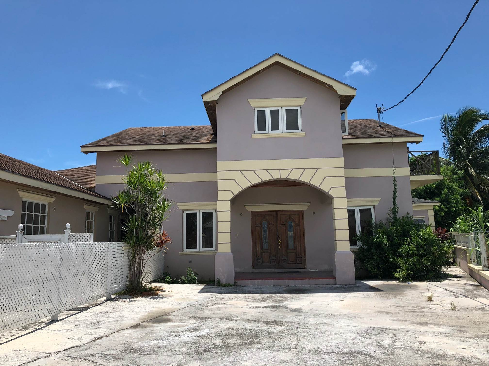 Multi Family for Sale at 4 bed Home with Apartments off Bellot Road - MLS 42150 Fire Trail Road, Nassau And Paradise Island, Bahamas