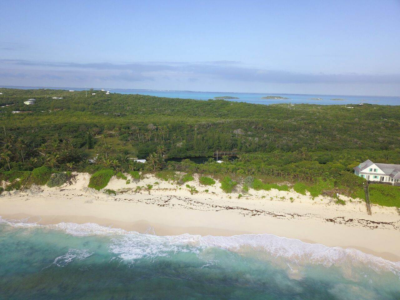 Land for Sale at Prime Beachfront parcel on Elbow Cay Elbow Cay Hope Town, Abaco, Bahamas