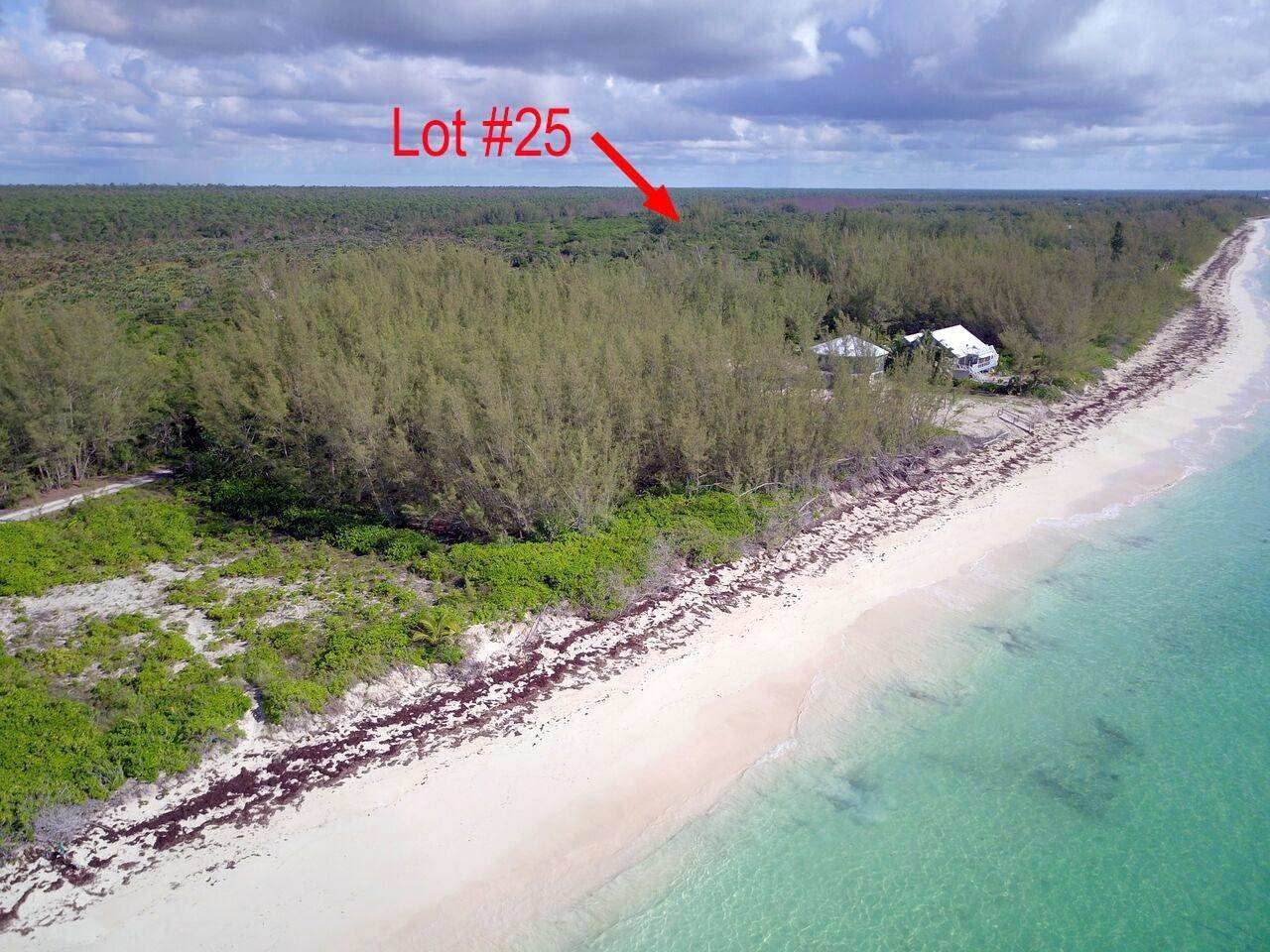 Terreno por un Venta en Bahama Palm Shores Lot 25 Blk 9 - MLS 42293 Bahama Palm Shores, Abaco, Bahamas
