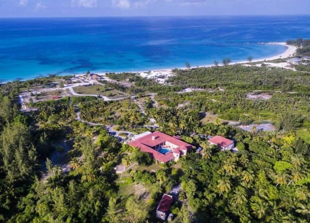 Single Family Homes for Sale at Fabulous Historical Villa Governors Harbour, Eleuthera, Bahamas