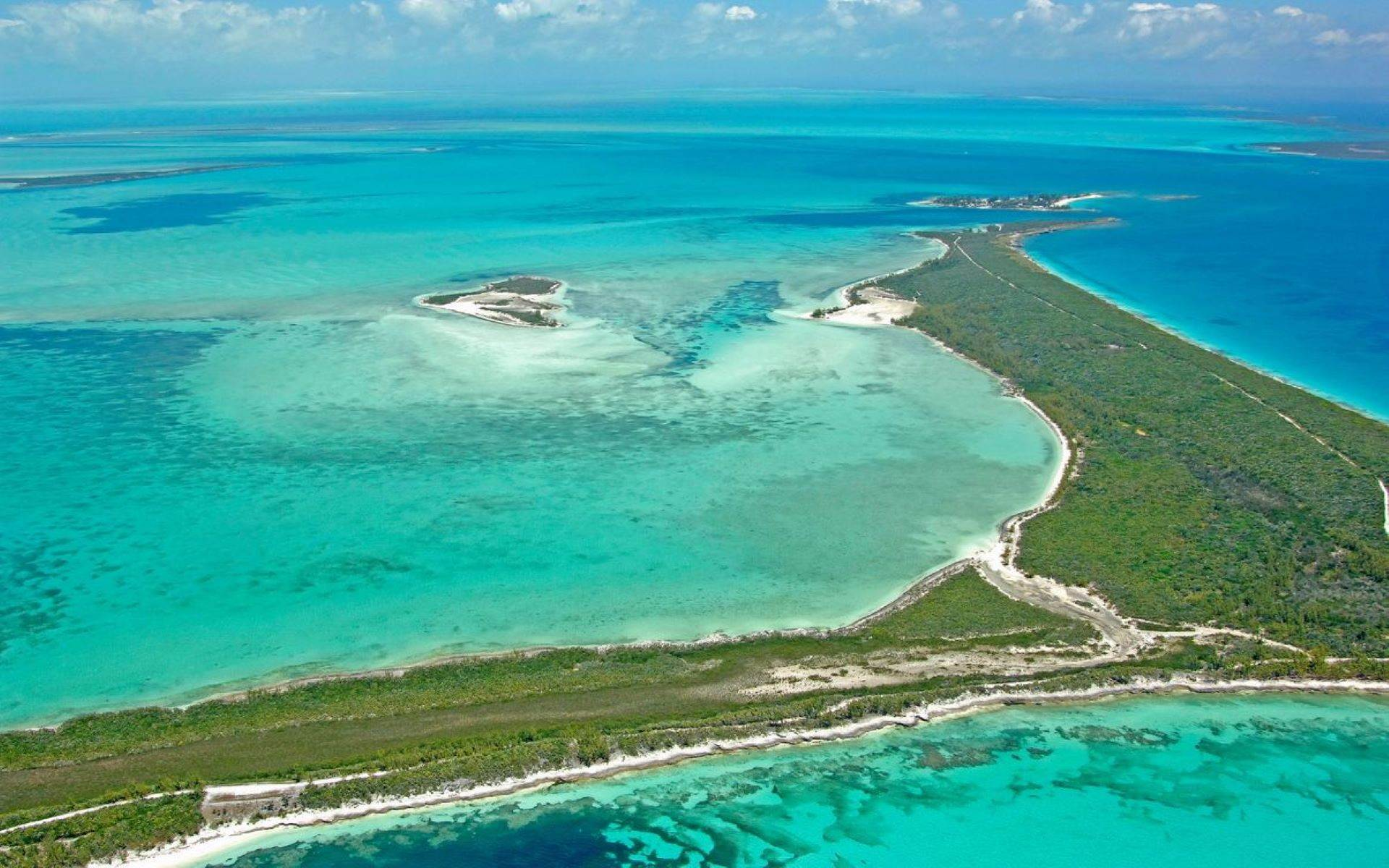 Private Islands por un Venta en Whale Cay, Private Island Whale Cay, Islas Berry, Bahamas