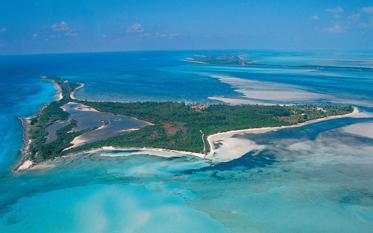 Private Islands por un Venta en Bird Cay - An Exotic Private Island Paradise Chub Cay, Islas Berry, Bahamas