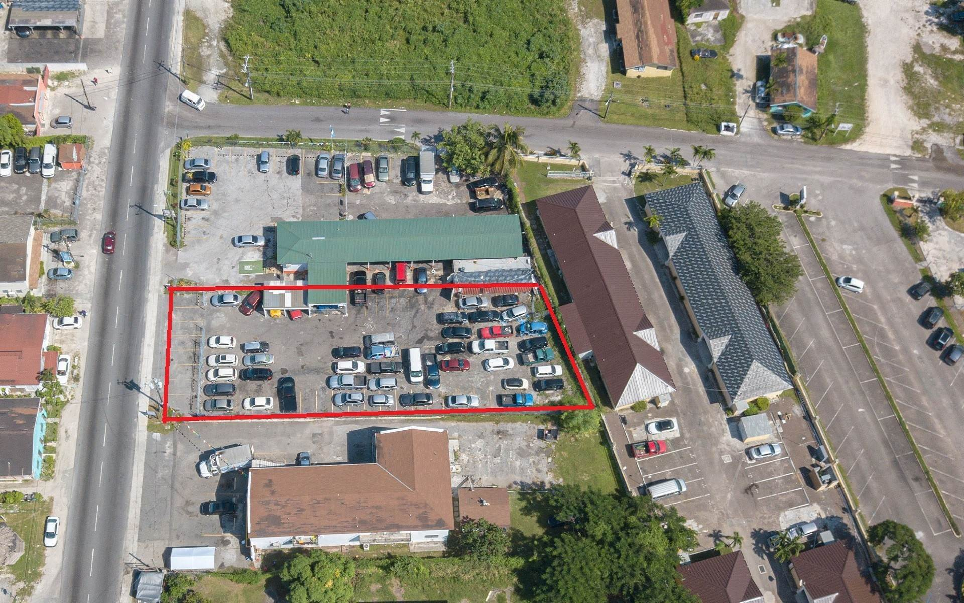 Land for Sale at Commercial Property on Farrington Road - MLS 42514 Oakes Field, Nassau And Paradise Island, Bahamas