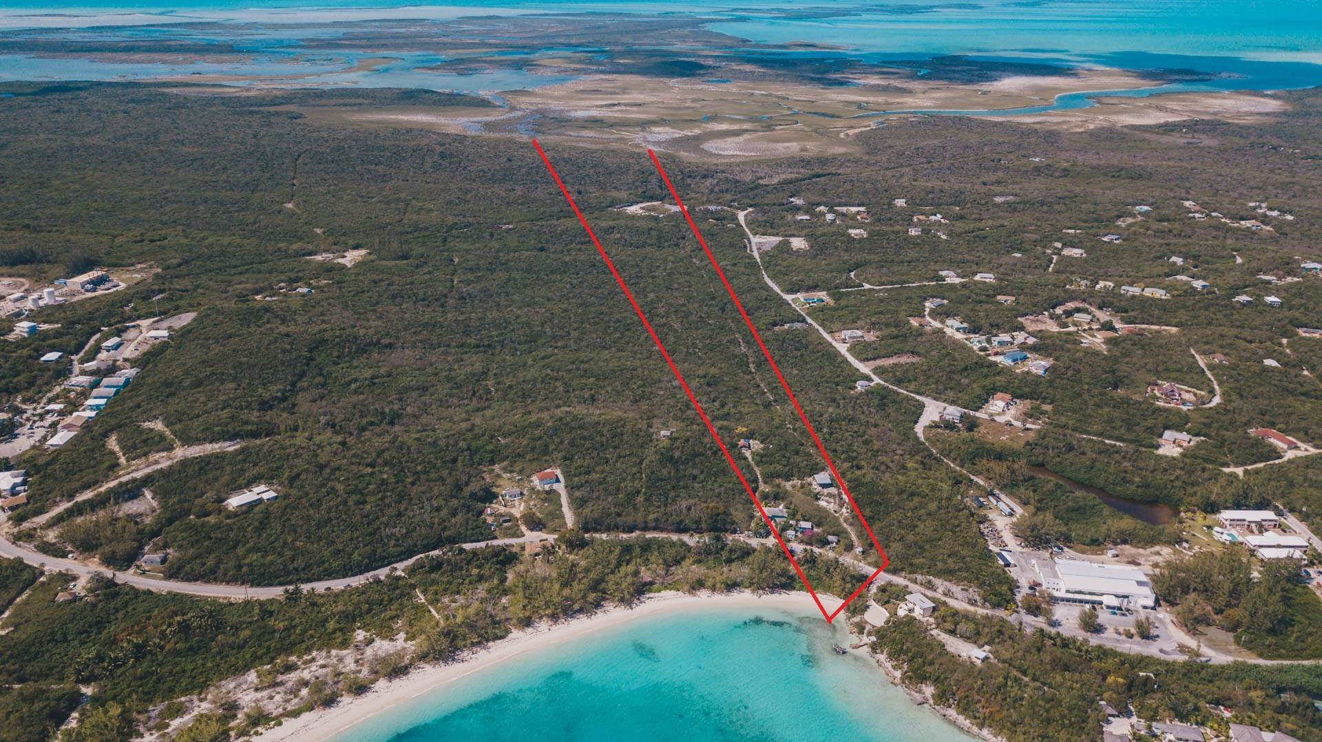 Land for Sale at Jolly Hall Beach Front Acreage and Open Zoned Lots - MLS 42624 George Town, Exuma, Bahamas