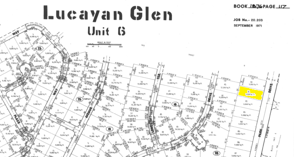 Land for Sale at Priced to sell property in Lucayan Glen Lucayan Glenn Subdivision, Freeport And Grand Bahama, Bahamas