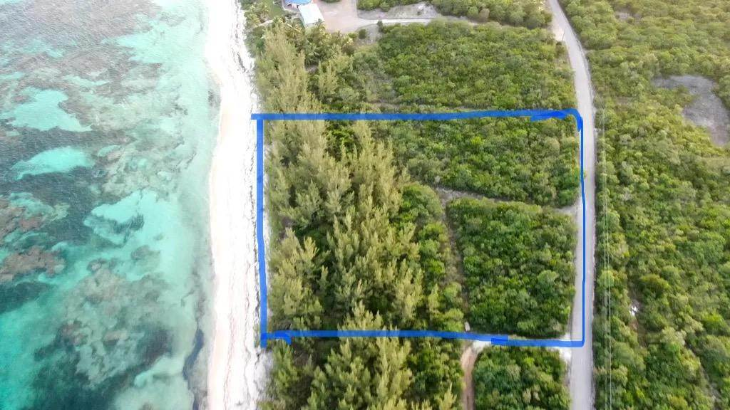 Single Family Homes for Sale at Beautiful Beachfront lot with 292 feet on the ocean in South Cat Island - MLS 43691 Port Howe, Cat Island, Bahamas