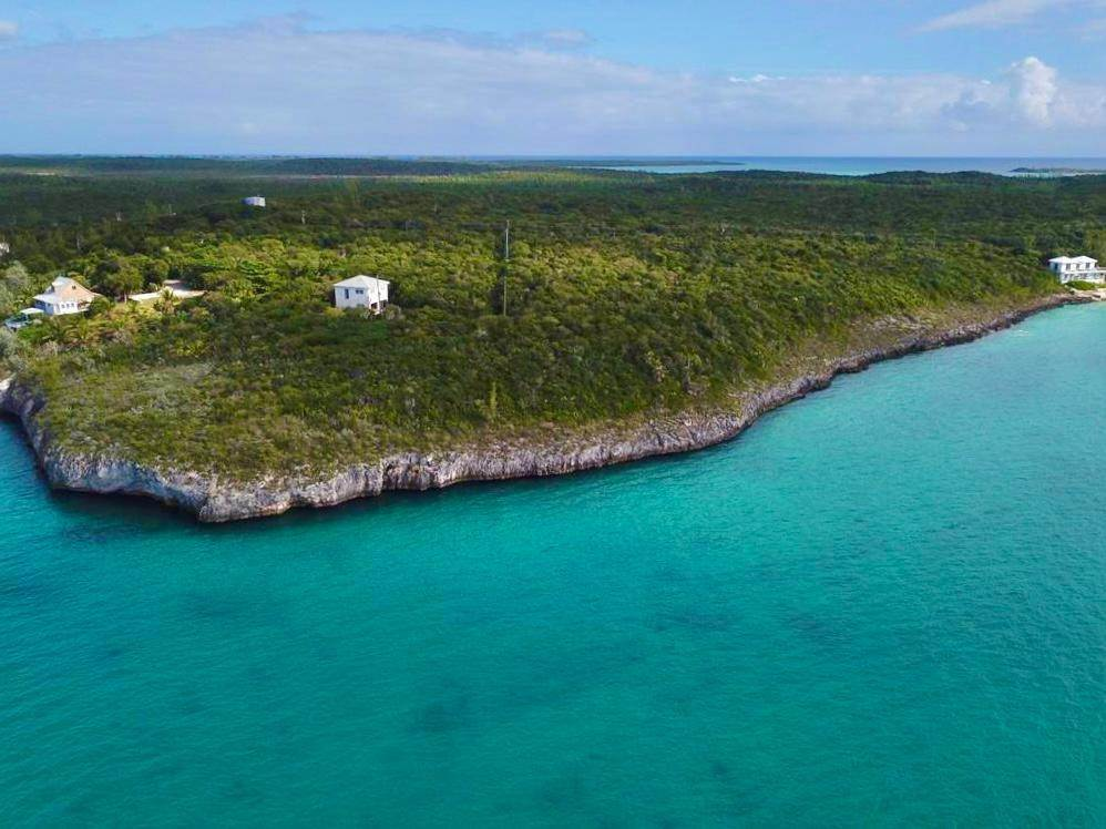Land for Sale at 170 Feet of Gorgeous Waterfront! - MLS 43636 Savannah Sound, Eleuthera, Bahamas