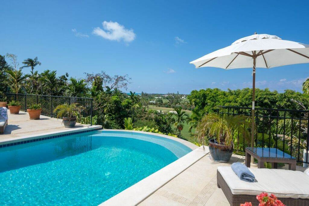 Single Family Homes for Sale at Lyford Cay Ridge Top House with Sea Views - MLS 42940 Lyford Cay, Nassau And Paradise Island, Bahamas