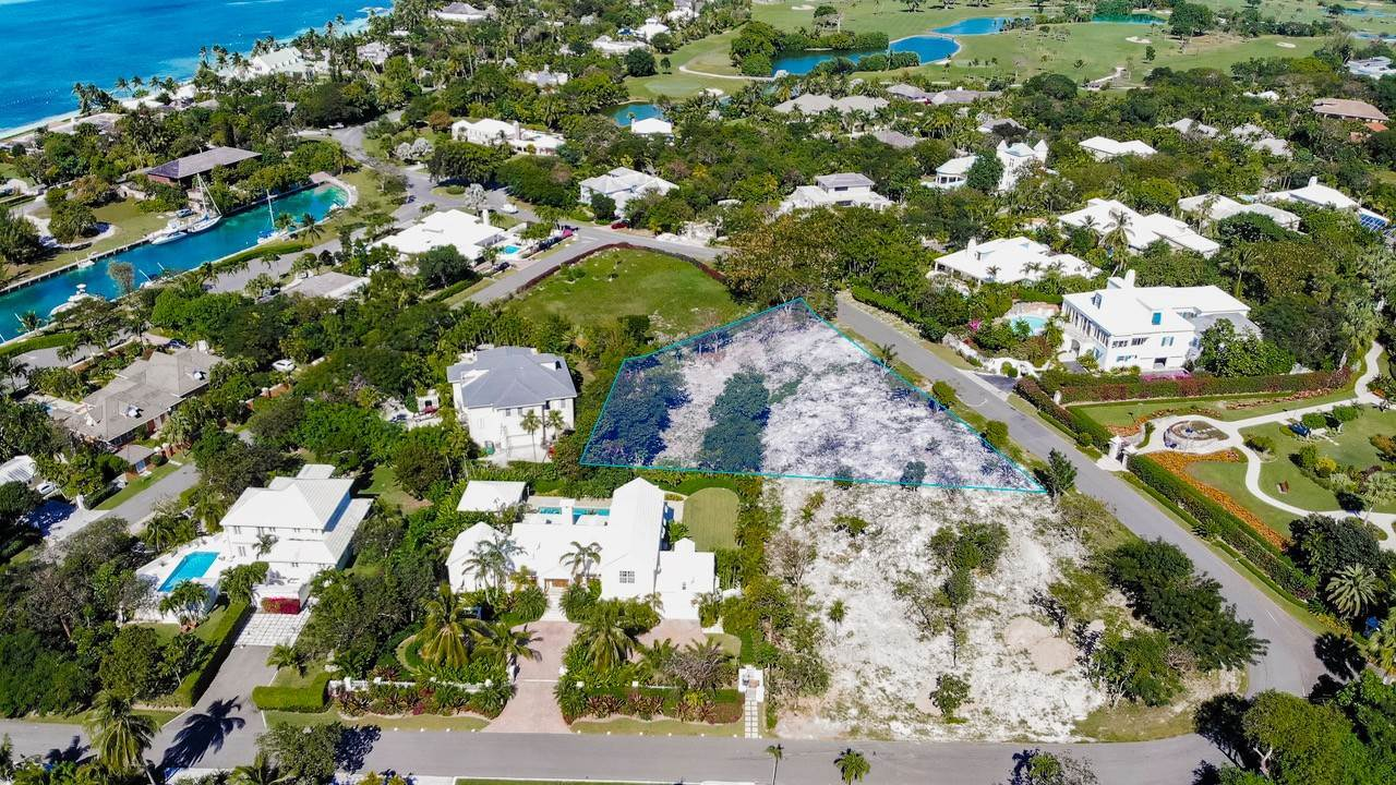 Land for Sale at Sea Views in Lyford Cay! Lyford Cay, Nassau And Paradise Island, Bahamas