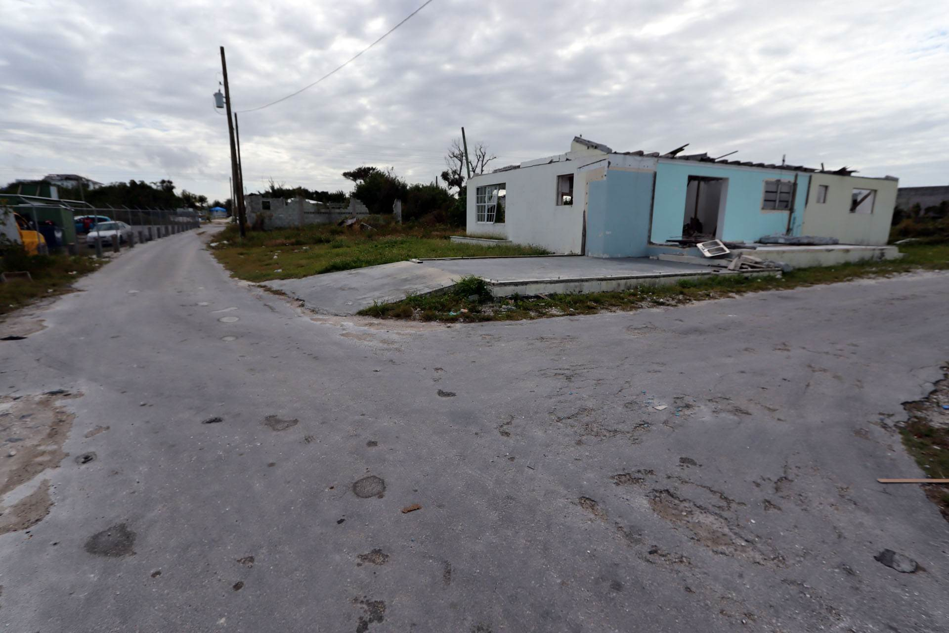 Single Family Homes for Sale at Single Family Home Rebuild With Sea Views - MLS 43319 Dundas Town, Abaco, Bahamas