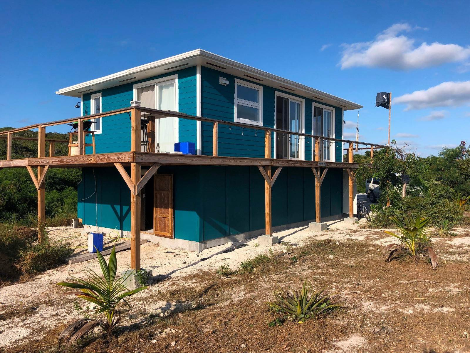 Single Family Homes for Sale at Higher Up - New Ocean View House on San Salvador - MLS 43689 Columbus Landings, San Salvador, Bahamas