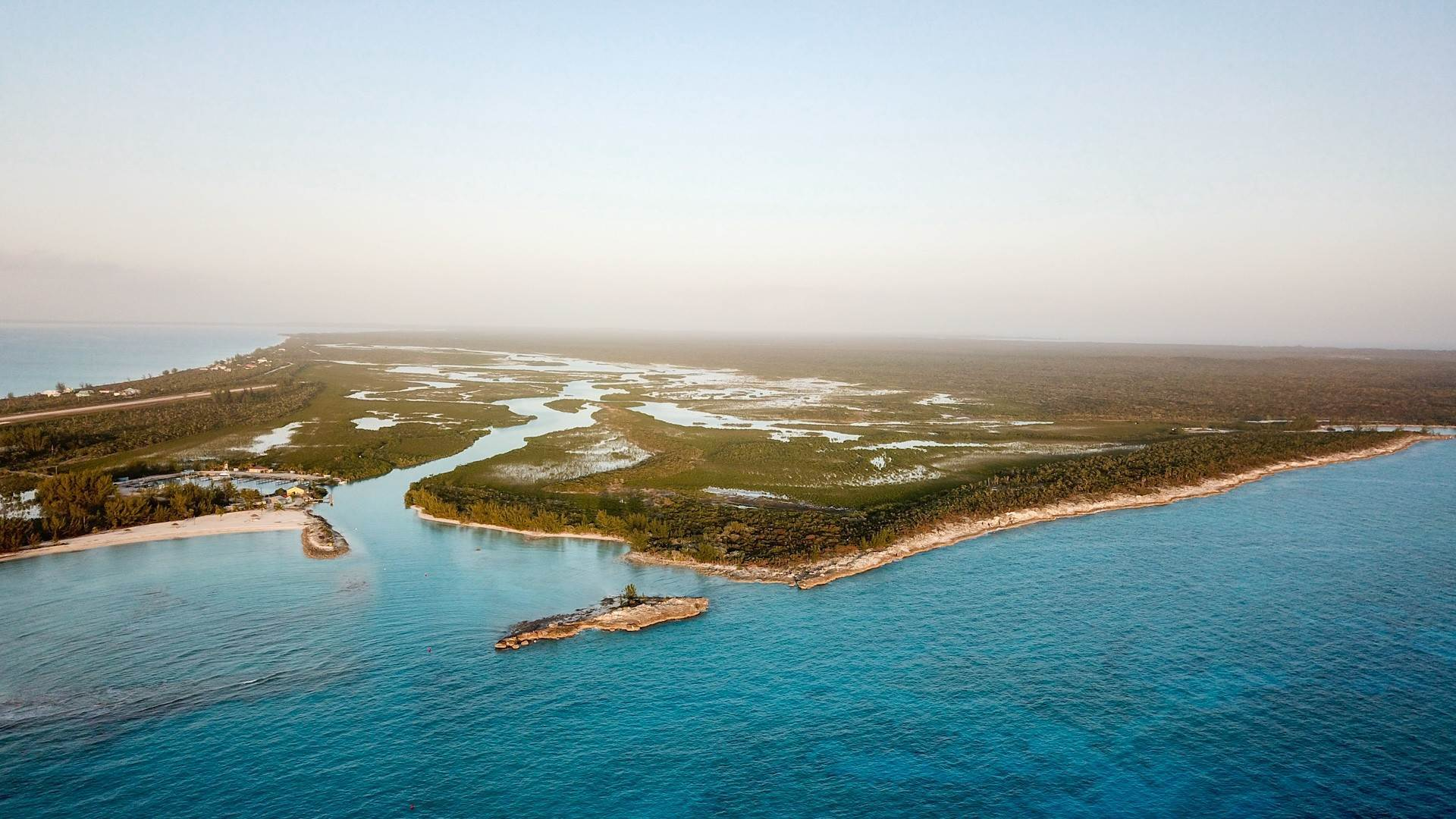 Private Islands por un Venta en Hawks Nest Cay, Cat Island - MLS 43781 Hawks Nest, Cat Island, Bahamas