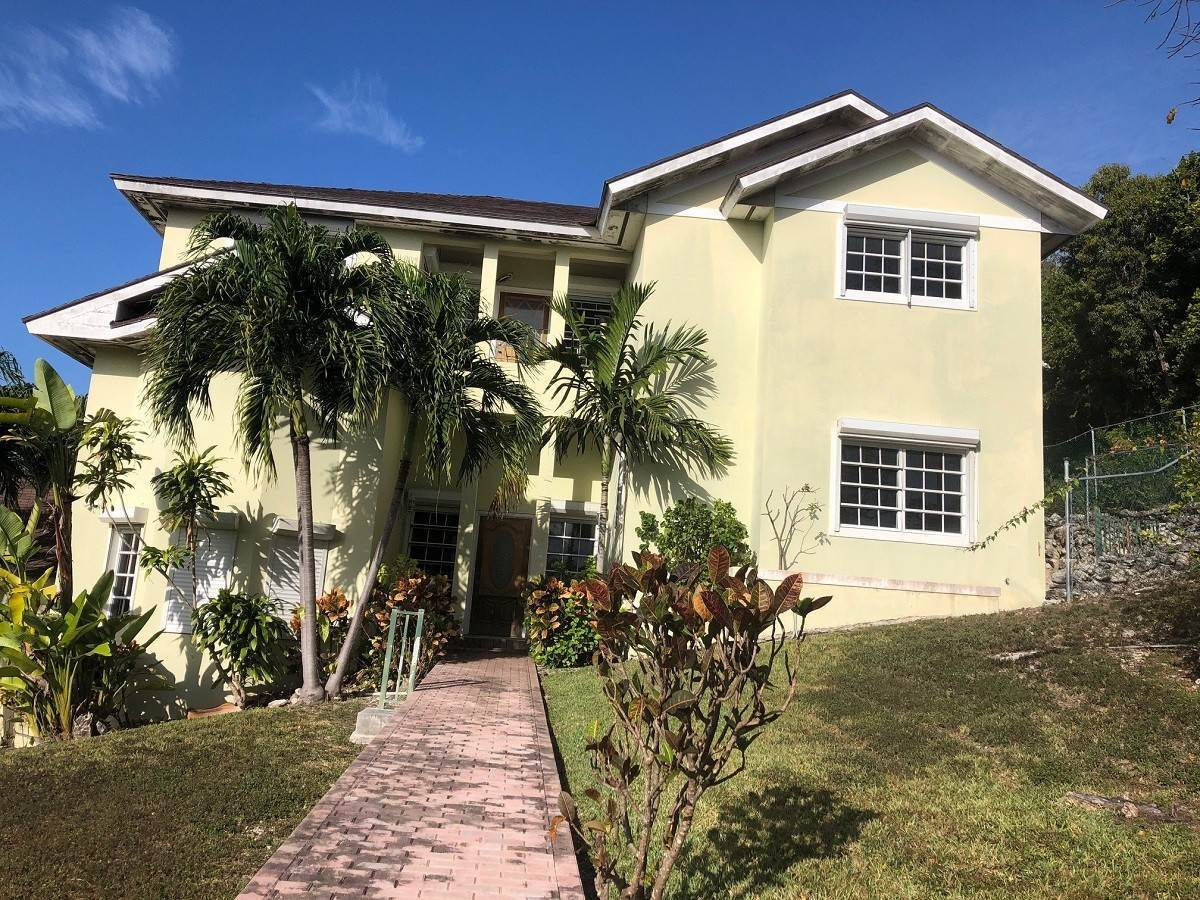 Single Family Homes for Sale at Lyford Cay Great Investment Potential - MLS 43600 Lyford Cay, Nassau And Paradise Island, Bahamas