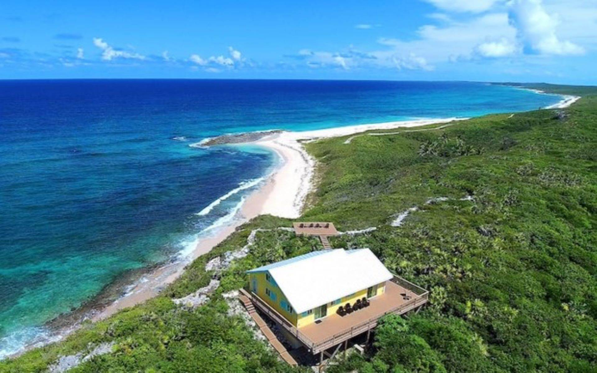 Single Family Homes for Sale at Extraordinary Eleuthera Beachfront Villa - MLS 43690 Eleuthera Island Shores, Eleuthera, Bahamas
