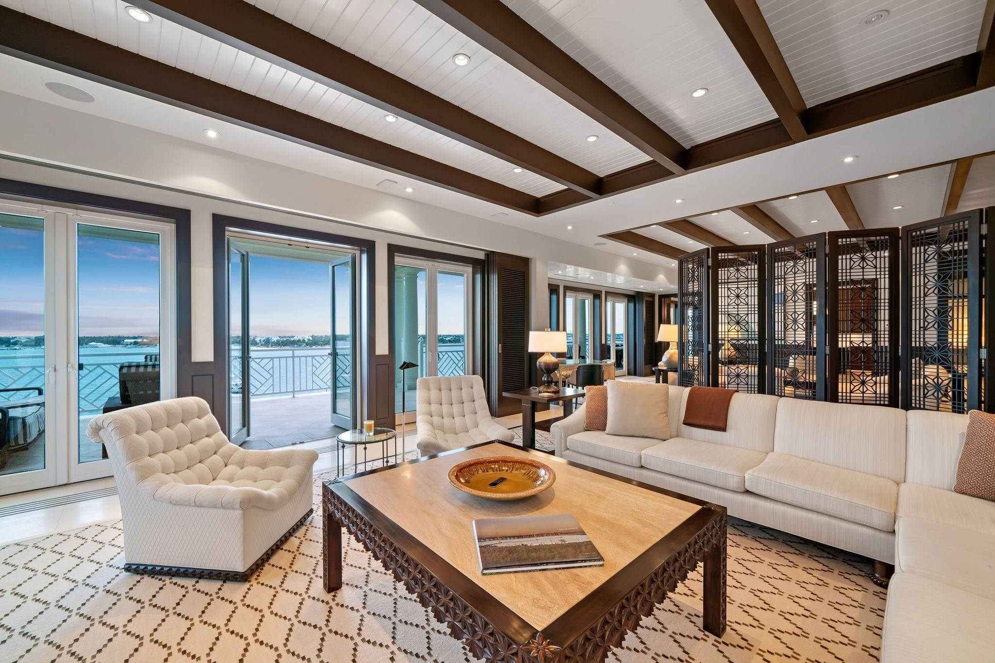 Co-op / Condo for Sale at Sophisticated Penthouse at The Ocean Club Residences and Marina - MLS 44064 Ocean Club Residences and Marina, Paradise Island, Nassau And Paradise Island Bahamas