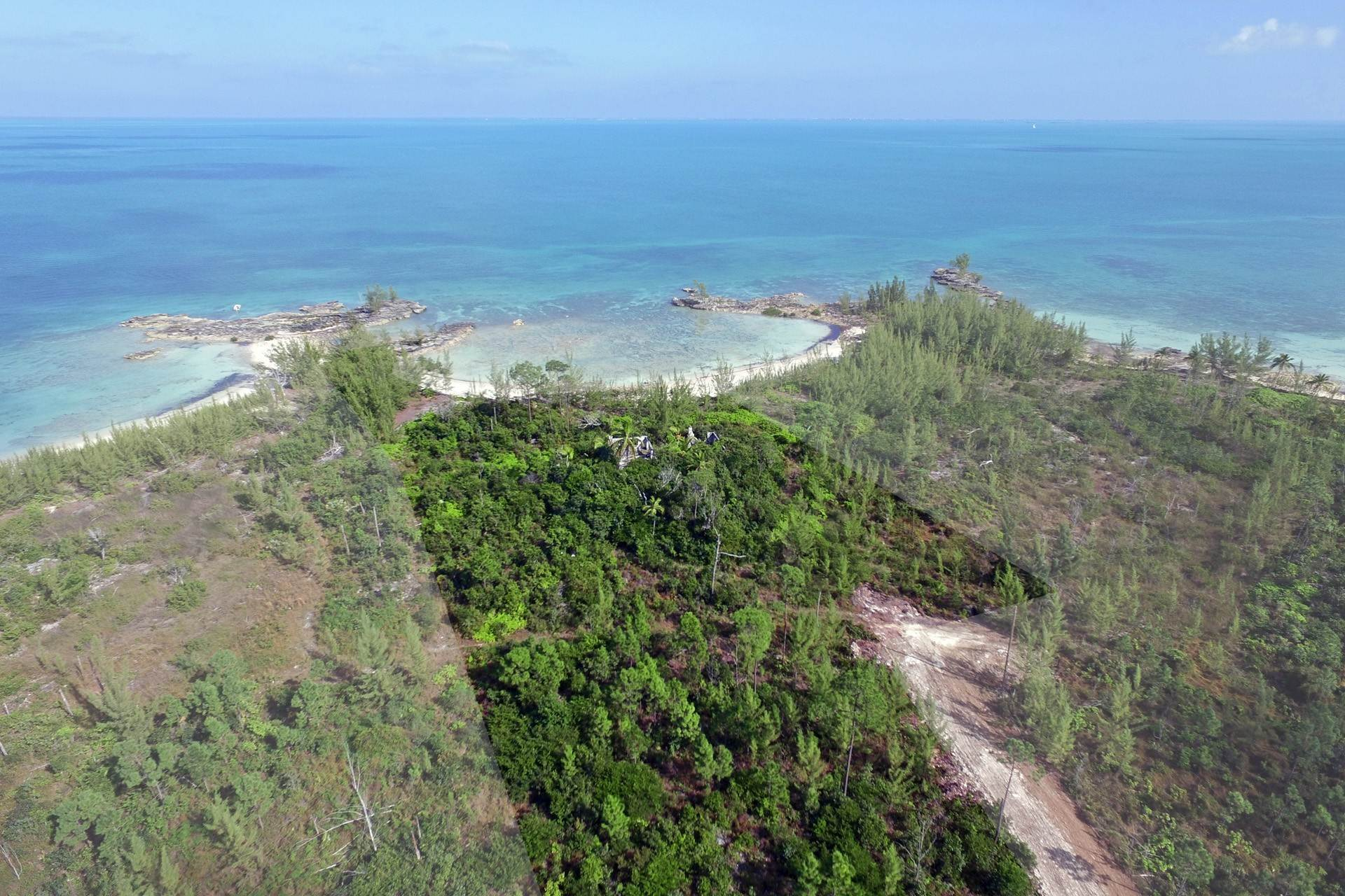 Terreno por un Venta en 2.982 Waterfront Acres, Central Abaco Island - Cabbage Point Parcel 1 MLS 44249 Turtle Rocks, Abaco, Bahamas