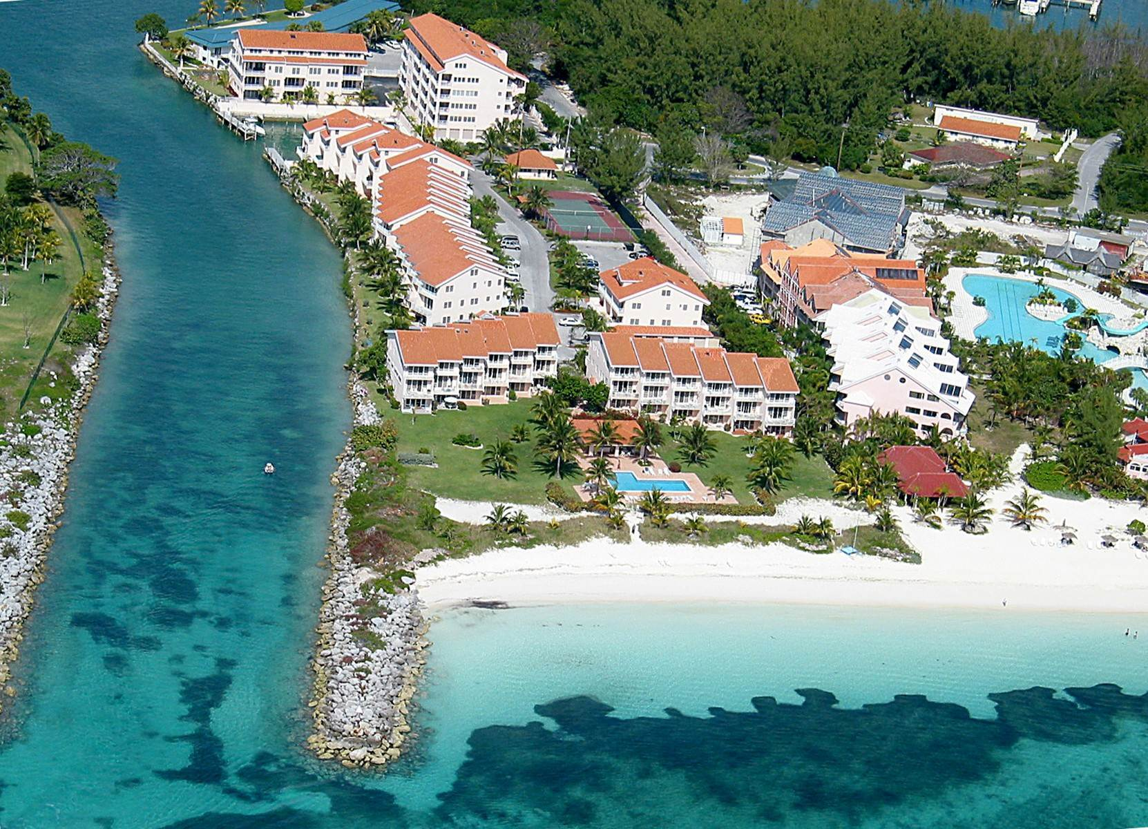 Co-op / Condo for Rent at Prestigious Oceanfront living in Bell Channel Bell Channel, Lucaya, Freeport and Grand Bahama Bahamas