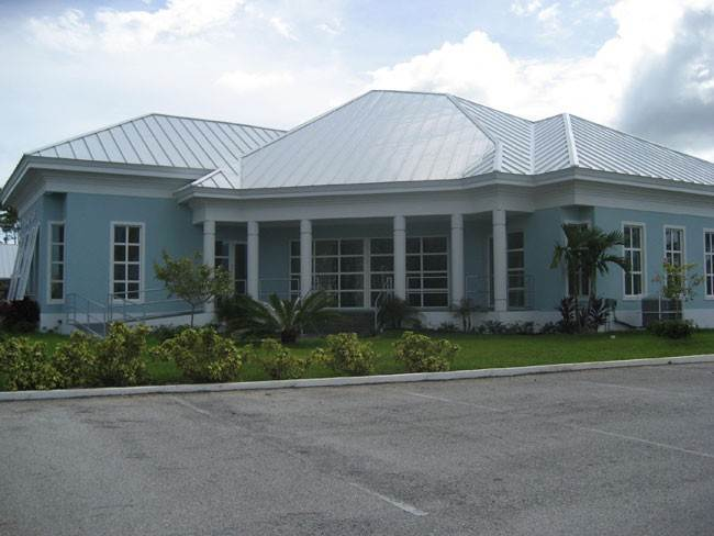 Comercial por un Alquiler en Brand New Corporate Office For Rent In Downtown, Freeport Downtown Freeport, Gran Bahama Freeport, Bahamas