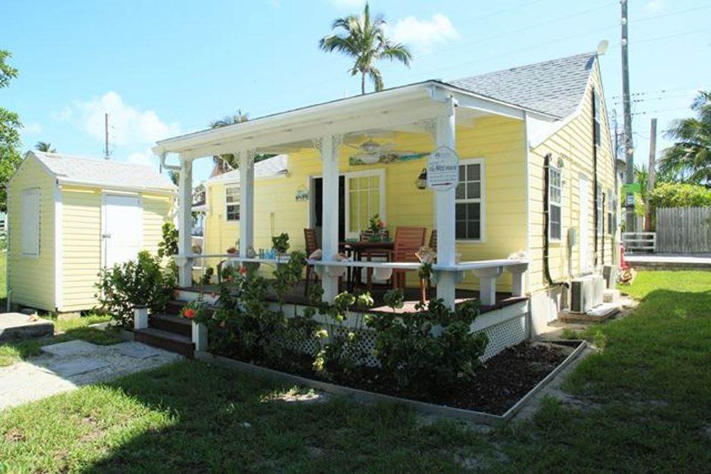 Single Family Homes for Rent at Charming, Intimate and Conveniently Located in the Heart of Hope Town! Elbow Cay Hope Town, Abaco, Bahamas