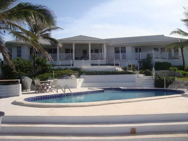 Single Family Homes for Rent at An Amazing Rental Home Stella Maris, Long Island, Bahamas