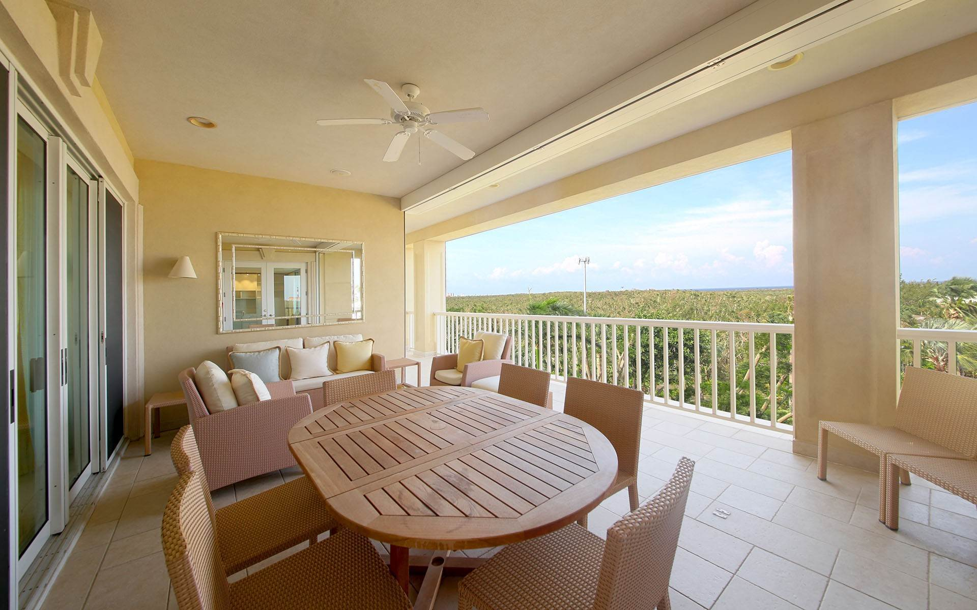 Co-op / Condo for Rent at Lyford Cay Apartment with Sea Views Lyford Cay, Nassau And Paradise Island, Bahamas